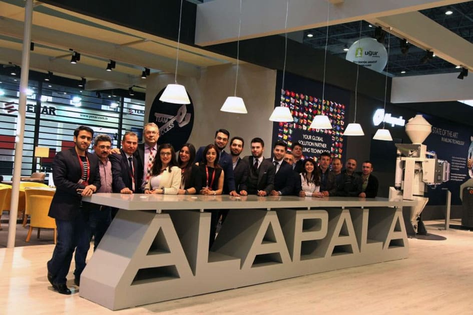 Alapala has Attended To Idma 2015 - Istanbul