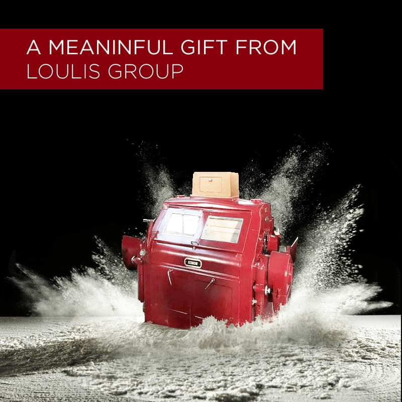 A MEANINGFUL GIFT FROM LOULIS GROUP