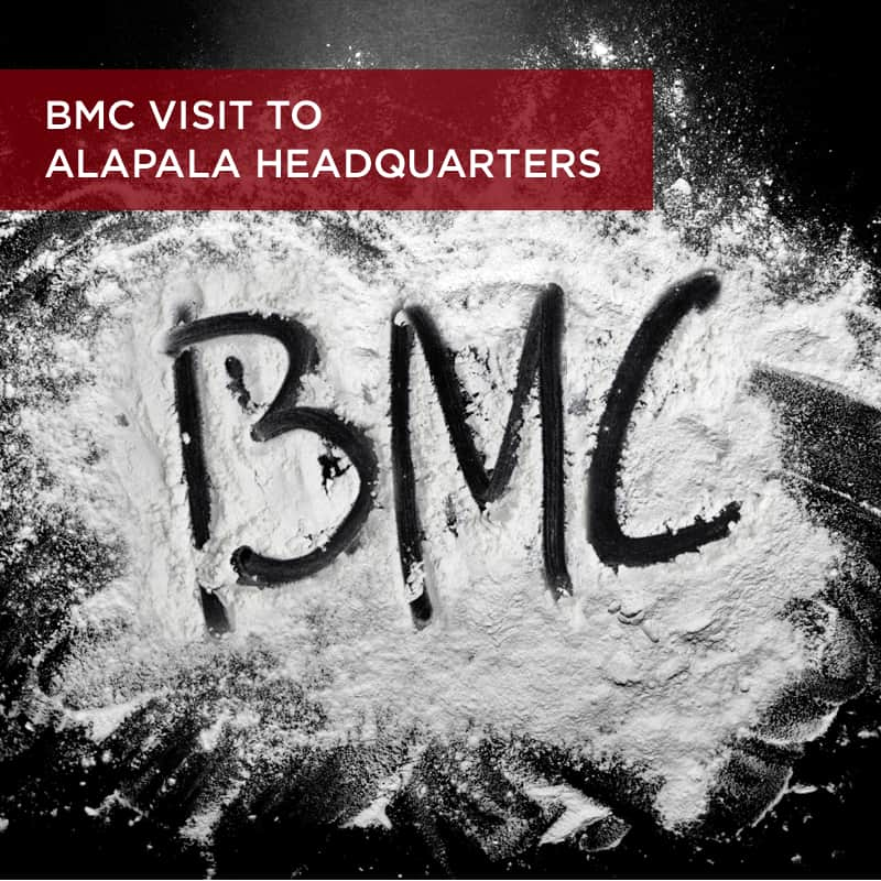 BMC Visit to Alapala Headquarters