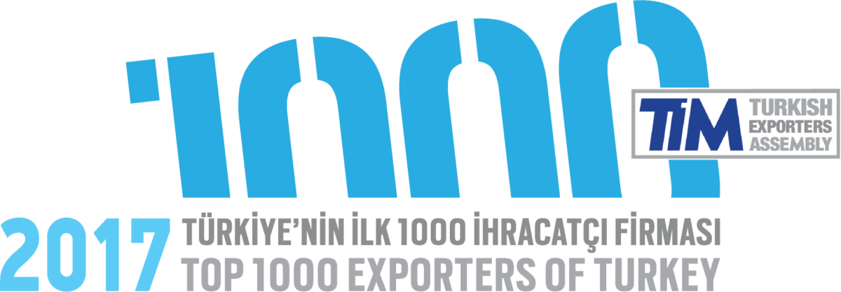 Alapala Ranked In the Top 1000 Exporters of Turkey (TIM) List