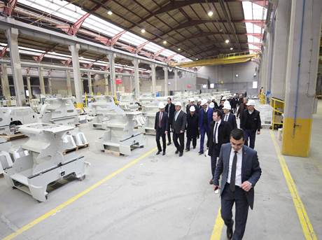 Turkish Defense Industry's Visit to ALAPALA