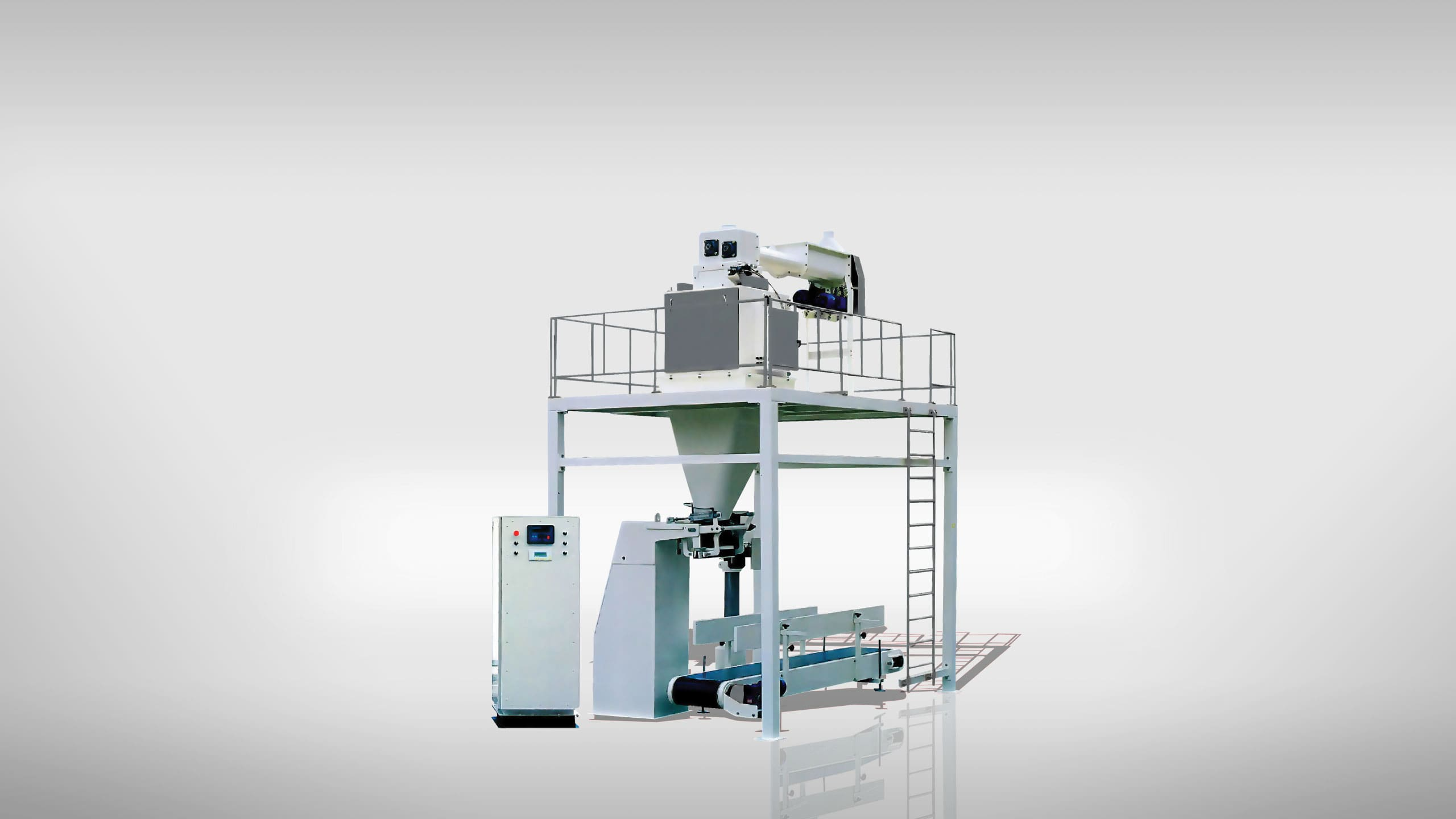 1 Mouth Packing Machine - PTMA